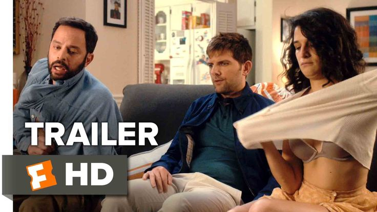 Love is blind in new 'My Blind Brother' Trailer starring: Jenny Slate, Nick Kroll, and Adam Scott