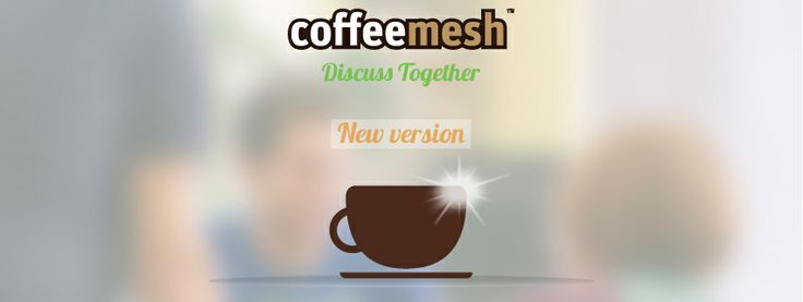 The new version of Coffeemesh is here!