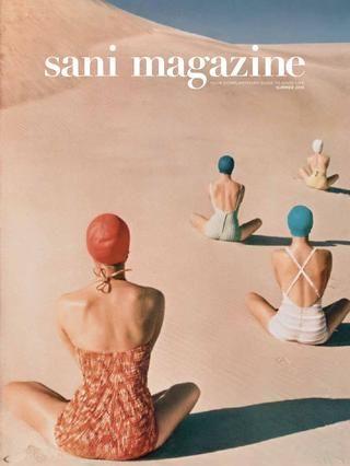 Sani Magazine 2015. Location: Halkidiki, Greece. To read this brochure please click here: http://issuu.com/sani_resort/docs/sm_14_gb