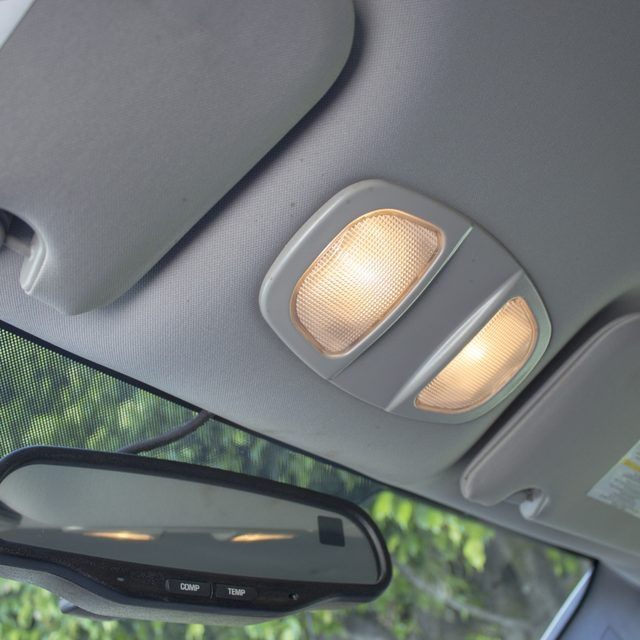 How To Repair A Sagging Auto Headliner