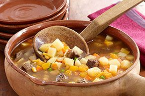 Traditional Chilean Stew