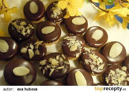 Čokoládové kobližky recept - TopRecepty.cz