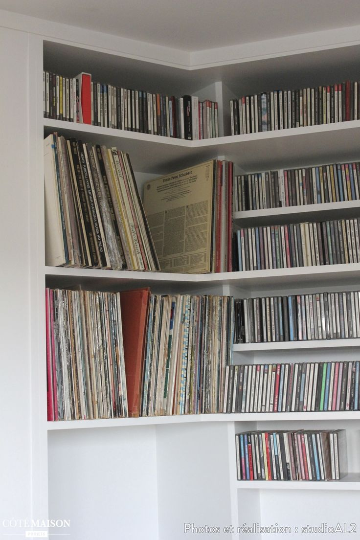 Plus de 1000 id es propos de biblioth que bookcase sur pinterest pi ce - Construire une bibliotheque murale ...
