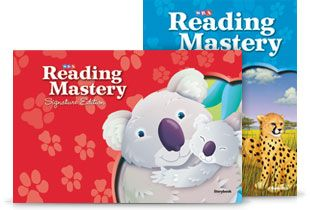 Reading Mastery Signature Edition 2008  Once they have pre-reading skills, our students CAN learn to decode!!!