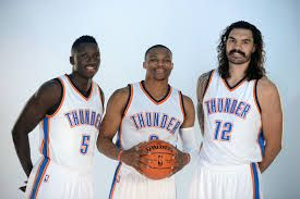 Image result for okc thunder