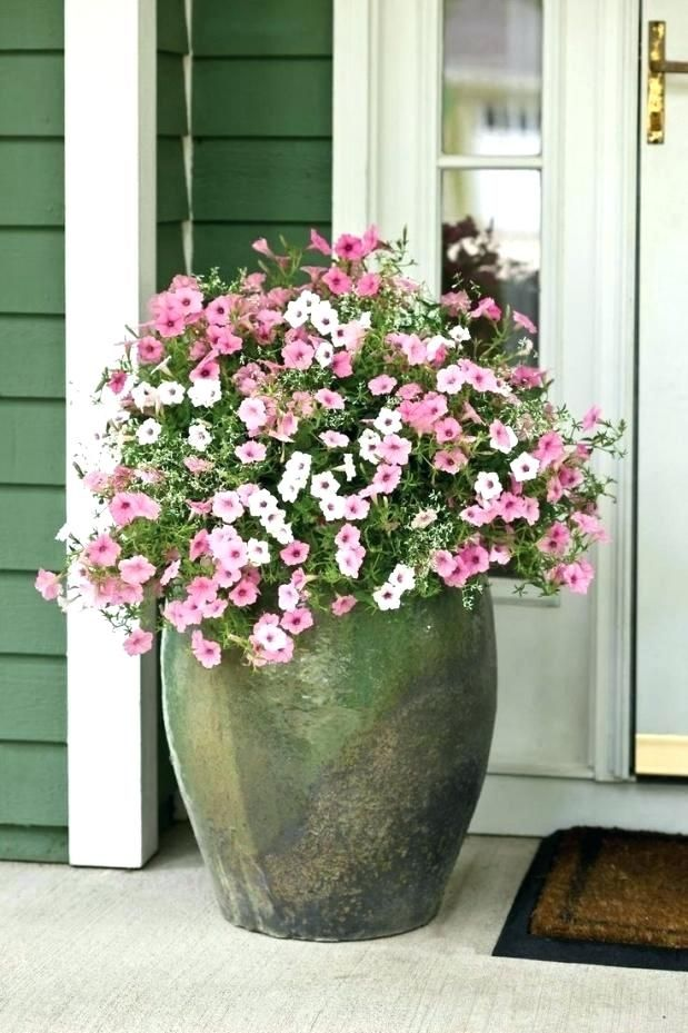 65 Charming Porch Planter Ideas To Make Your Exterior More Fun