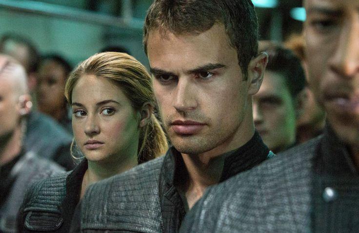"""Viemos ao México ver """"Divergente""""; Shailene Woodley e Theo James valem o ingresso!"""