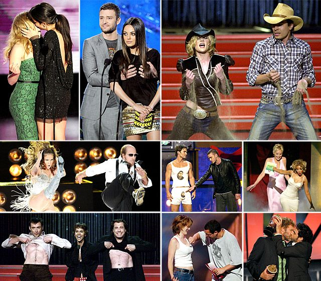 MTV Movie Awards' Funniest Moments!zzz