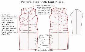 Women's Knit Block