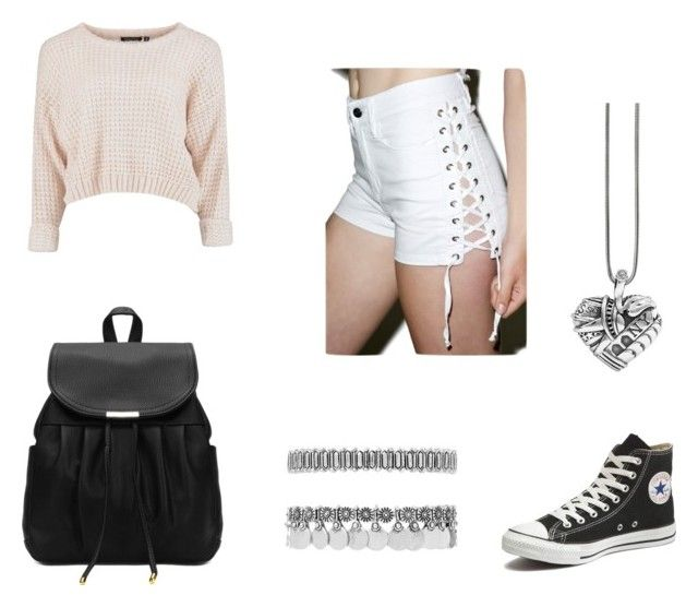 Untitled #3 by xcon27x on Polyvore featuring polyvore, fashion, style, Tripp, Converse, Lagos, Forever 21 and clothing