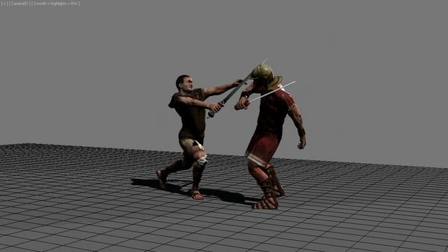 Alessandro Camporota Character Animation Demo Reel 2011 on Vimeo