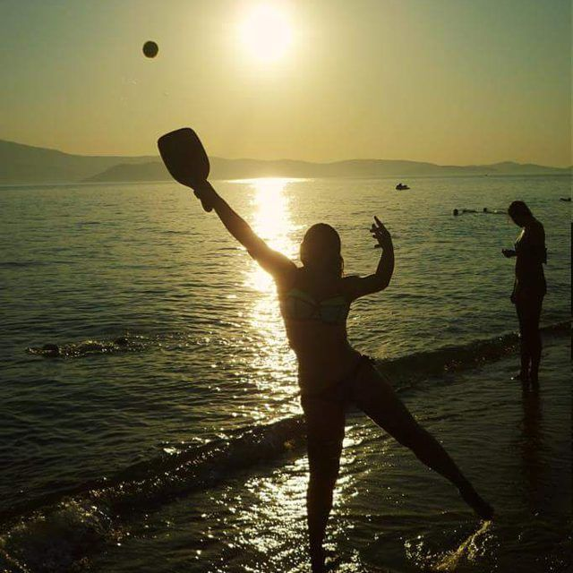 Blust from the past! #Summer #Greece #Beach Photo credits: @eleni_kazan