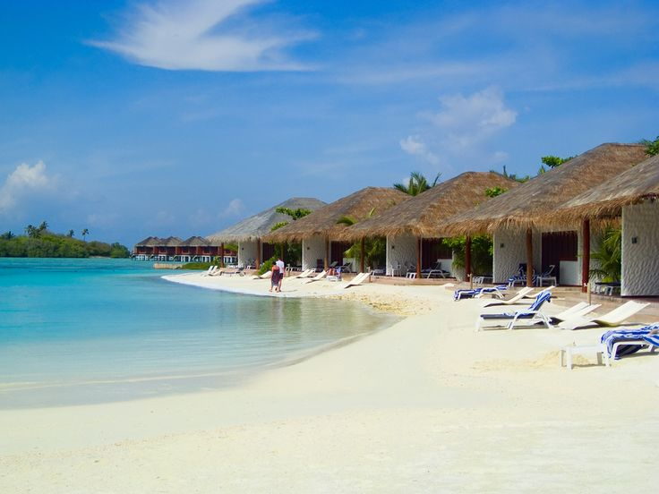 Tropical Island Beach Ambience Sound: 56 Best Tropical Beach Bungalows Images On Pinterest