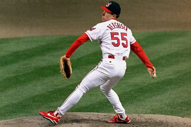 Orel Hershiser's best season in years helped the 1995 Cleveland Indians win the pennant