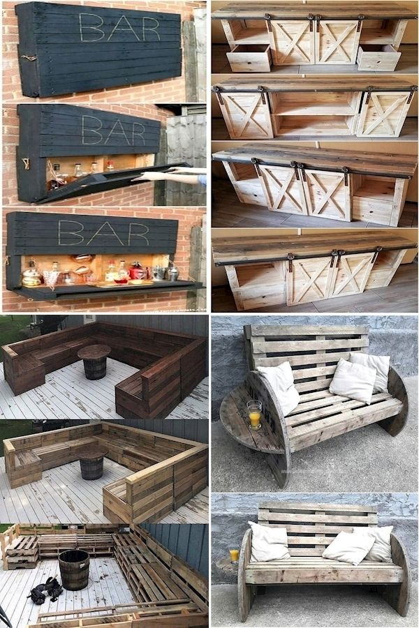 Pallet Furniture Blueprints Pallet Brokers How To Use Pallets