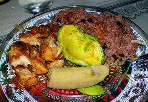 Honduras Food - Lynn Charles, Greensboro, NC