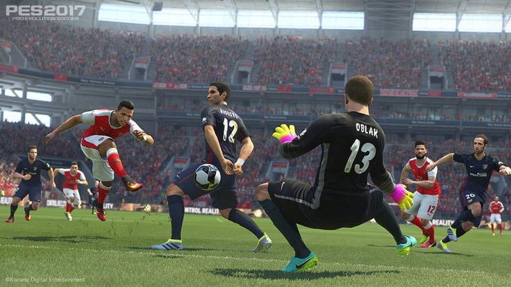 'PES 2017' Release Dates Confirmed: Available For PC, Xbox 360 and PS3 - http://www.morningnewsusa.com/pes-2017-release-dates-confirmed-for-pc-and-consoles-2388028.html