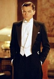 Its not just Downton Abbey that has influenced the 1920's theme for many spring weddings this year. Take a look at Leonardo DiCaprio in Titanic which was re-released last summer. #whitetie #tuxedo