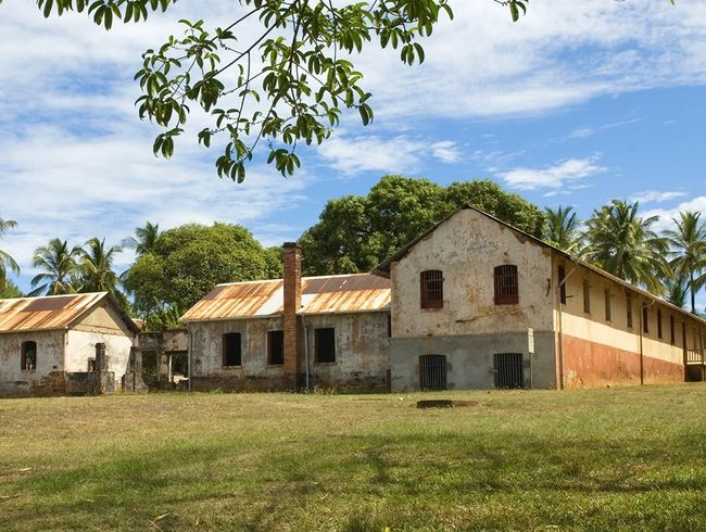 Royal Island Penal Colony