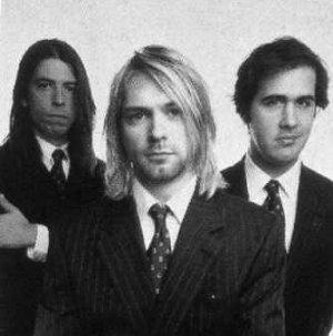 """Nirvana.. """"I wish I was like you, easily amused"""""""