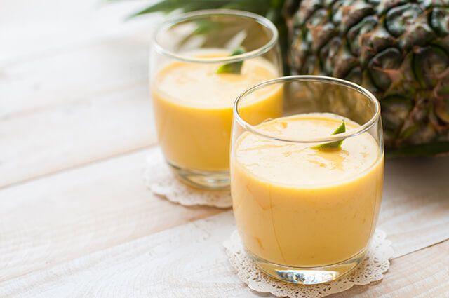 Heb jij de laatste tijd veel stress of het gevoel dat je lichaam gewoon op is? Met deze ananas smoothie kom jij er weer helemaal bovenop. Deze smoothie biedt een combinatie ...