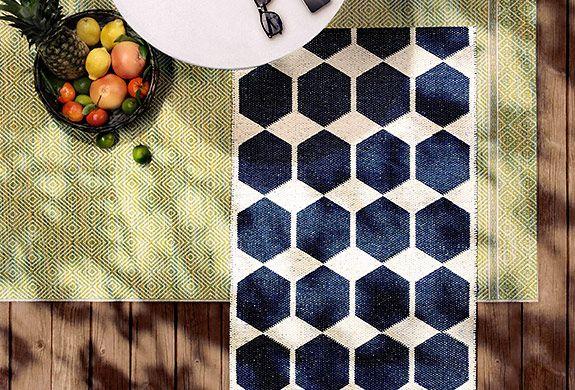 Diese Outdoor Teppiche machen Lust auf Sommer!