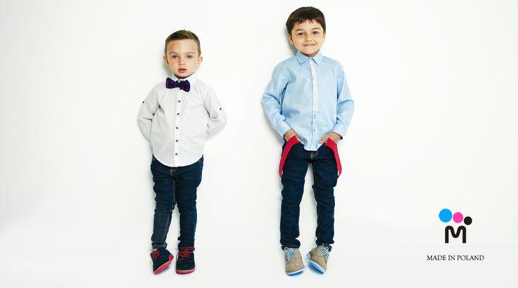 Monsinior shirts for kids,# Koszule dziecięce od 129zł