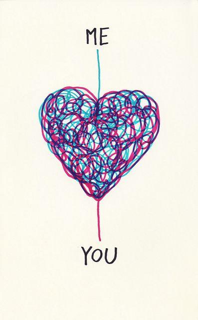 Eu ♥ você #amor #romance #paixão