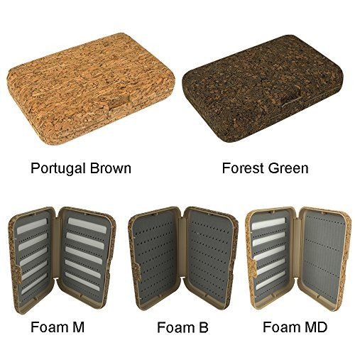 Aventik Portugal Fly Fishing Flies Boxes Flies Storage Nature Cork Laminated, Best Pocket Size Three Different Foams Ice Fishing Boxes  https://fishingrodsreelsandgear.com/product/aventik-portugal-fly-fishing-flies-boxes-flies-storage-nature-cork-laminated-best-pocket-size-three-different-foams-ice-fishing-boxes/  PASSION FROM EUROPE: Aventik fly box fly fishing flies boxes flies storage ,Portugal nature cork laminated fly fishing flies boxes ideal for storing all kinds of fl