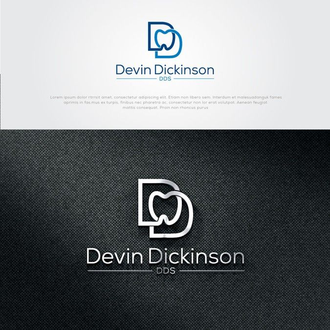 design a hip and modern dental practice logo by athletic_design