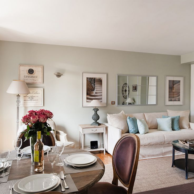 Charming And Simple One Bedroom Apartment Rental In Paris | The Cassis By  Paris Perfect