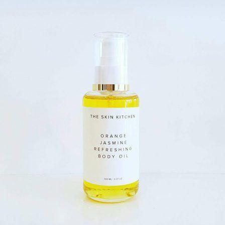 The Skin Kitchen Orange & Jasmine Body Oil