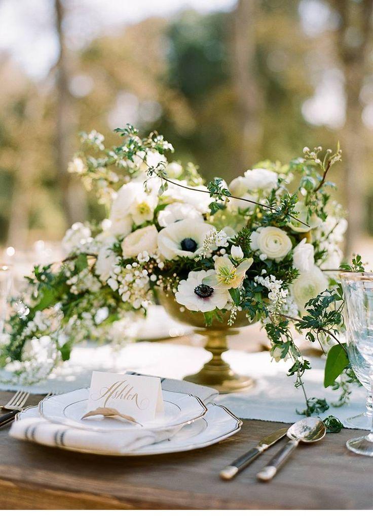 Organisch rustikal und glänzend elegante Hochzeitsinspiratinen von Josh Gruetzmacher - Hochzeitsguide