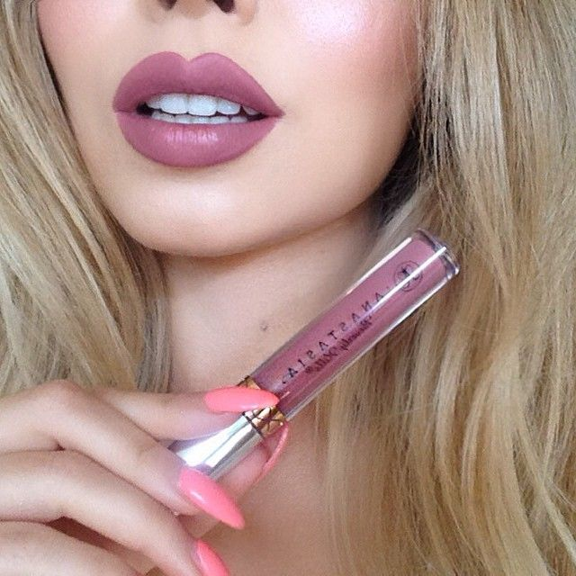 """Dusty Rose"" by #AnastasiaBeverlyHills"
