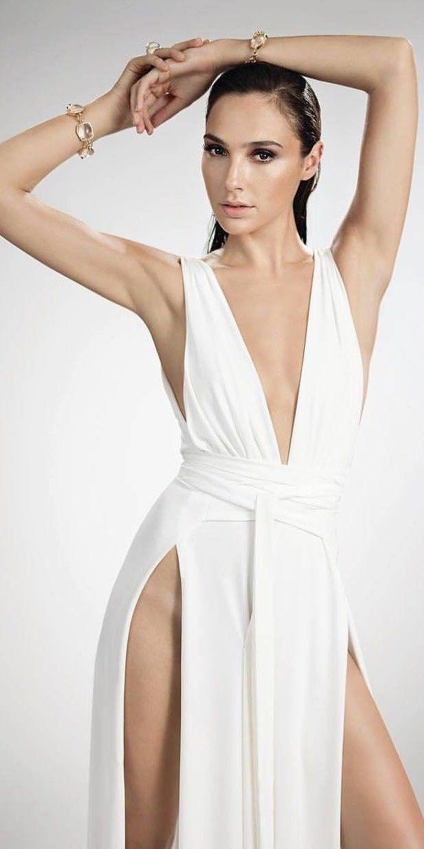 Gal gadot white sexy