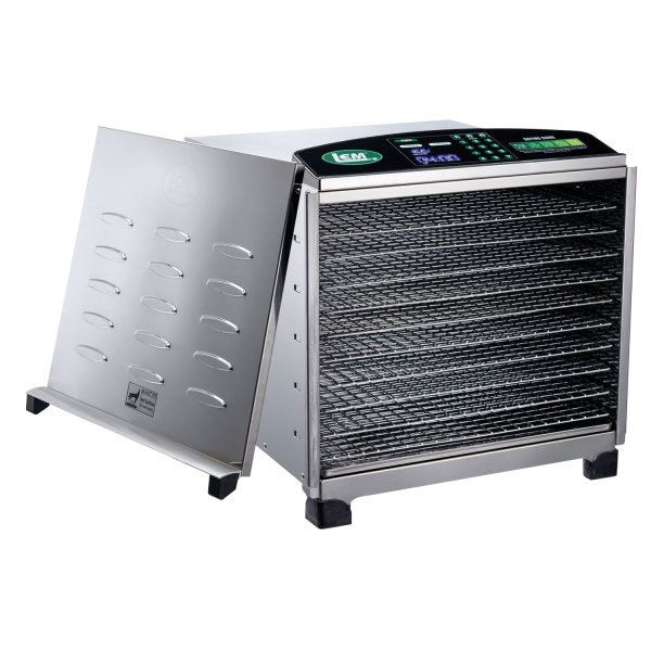 LEM Digital Stainless Steel Dehydrator