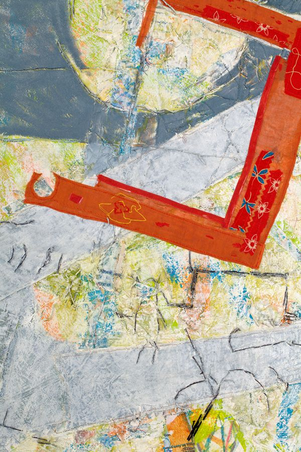 Jae Maries - Drifting Away I (detail)