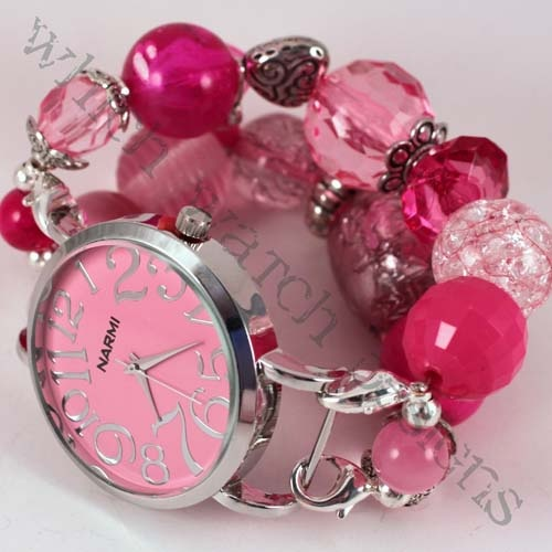 chunky bead watches