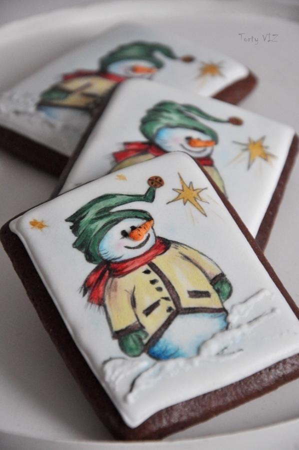 Snowman by CakesVIZ                                                                                                                                                                                 More