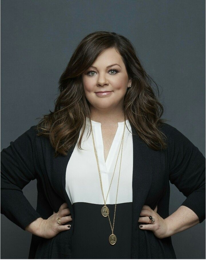 Melissa Mccarthy Hair Cuts In 2019 Plus Size Hairstyles