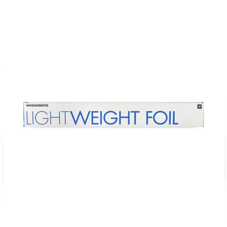 Lightweight Foil 10m