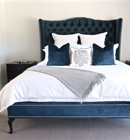 My Dream Bed Wing Head Bedhead Upholstered Beds Bedheads