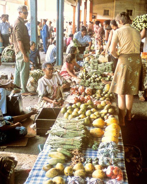 Tonga markets