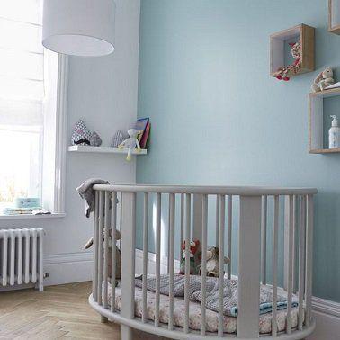 Une peinture bio pour la chambre bébé