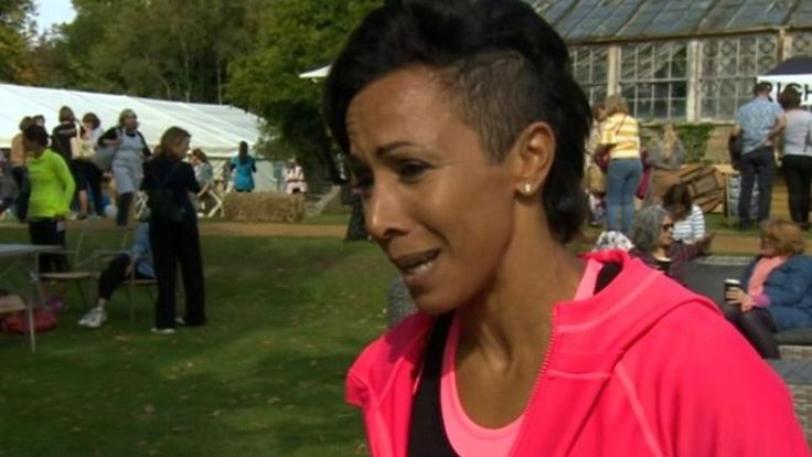 Olympic champion Dame Kelly Holmes 'cut herself daily' http://ift.tt/2xwL8Bl