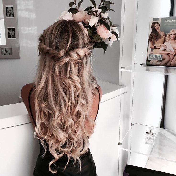 Eden Hair Extensions On Instagram Who Else Is Totally In Love With Our Edenangel Skye Wheatley In 2020 Hair Styles Braided Prom Hair Ball Hairstyles