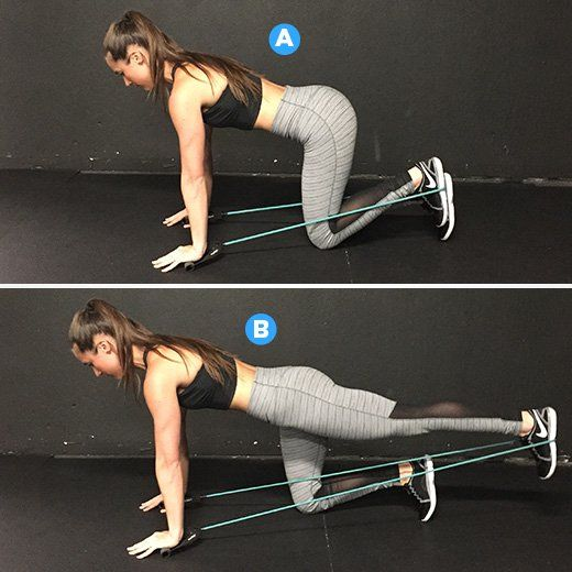57 Best Resistance Band Training Images On Pinterest