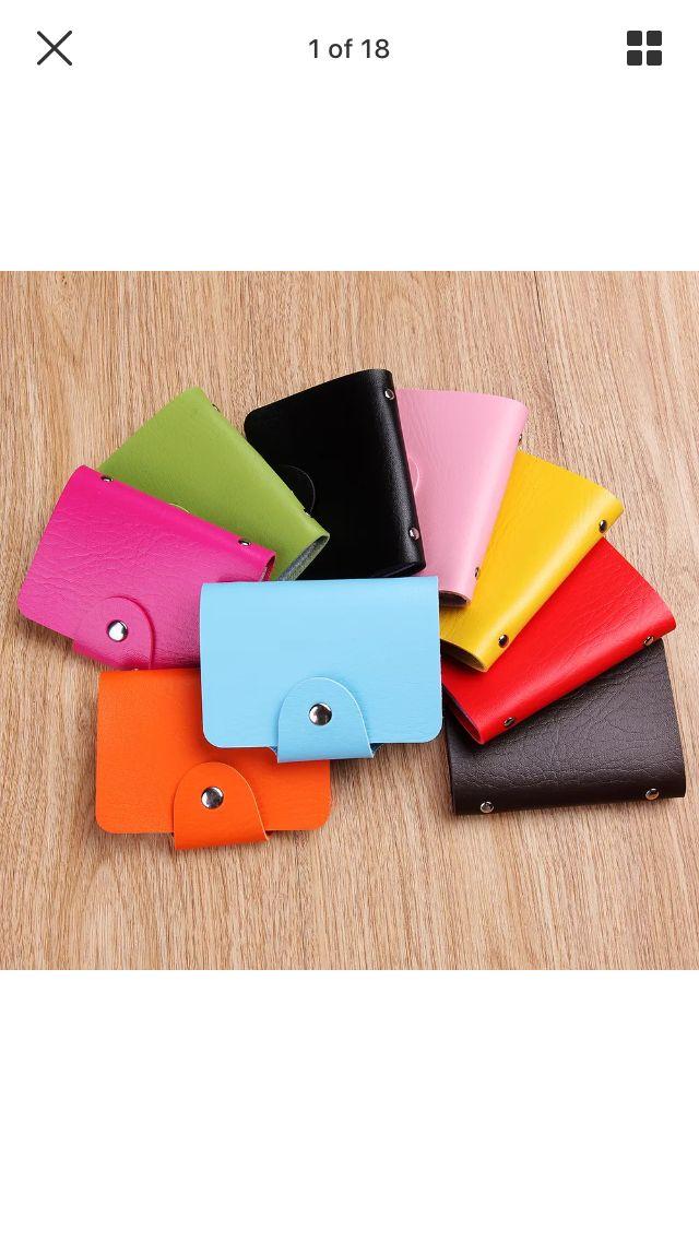 Credit Card Holder Wallet