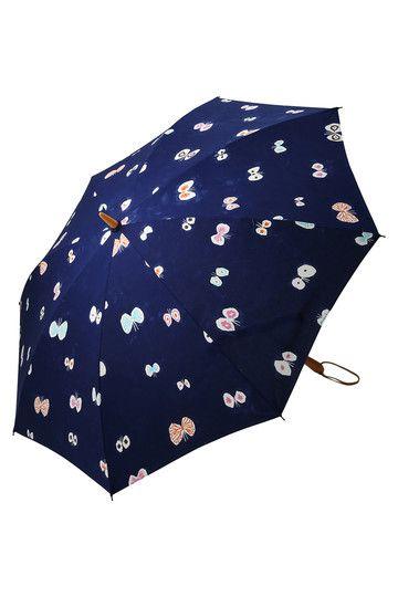 ミナ ペルホネン【予約販売】【ELLE 70周年限定】hana hane折りたたみ晴雨兼用傘