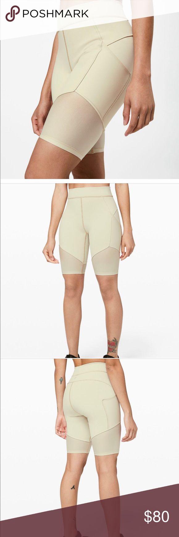 Lululemon Lab Kuka biker shorts size 4 BNWT NBW lululemon Kuka biker shorts size…   – My Posh Picks